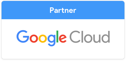 Google Cloud Partner Badge logo