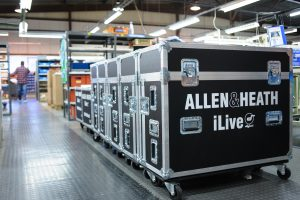 Allen and Heath has been working with Piran Technologies to design bespoke systems to suit the company's IT needs, implementing a lot of our new internal systems, such as backups and the Cloud.