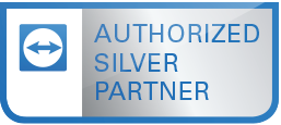 Team Viewer Silver Partner logo - Piran Technologies